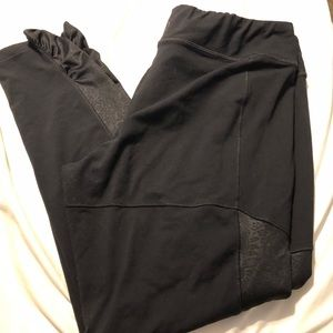 Carie Underwood CALIA Leggings Size L Black